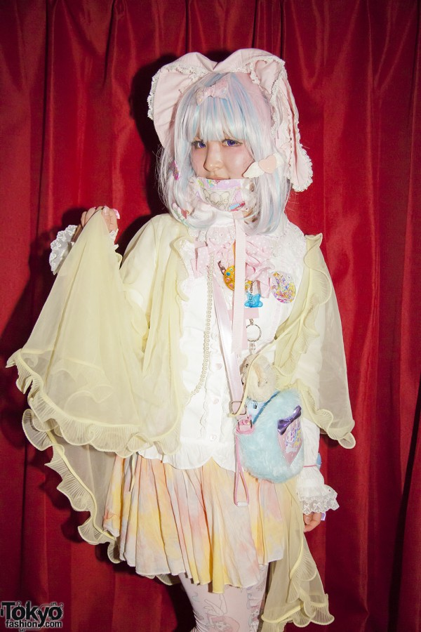 Harajuku Fashion Party Heavy Pop (46)
