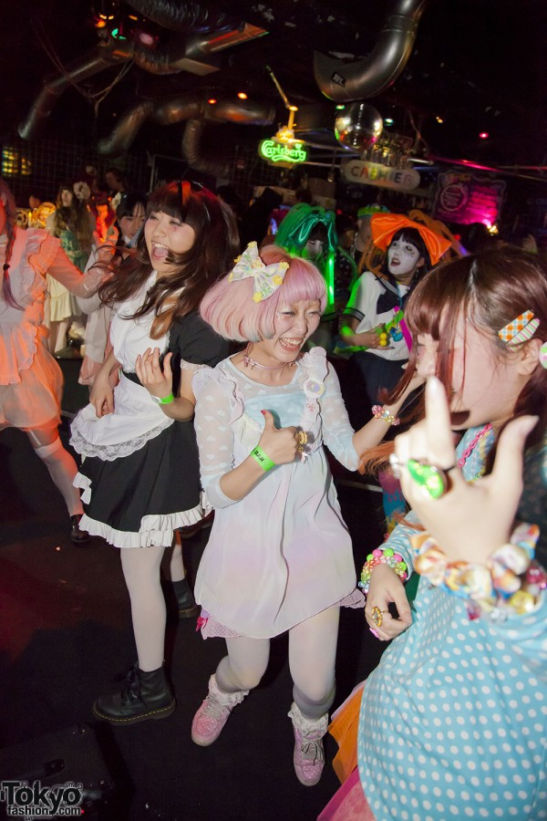 Harajuku Fashion Party Heavy Pop (54)