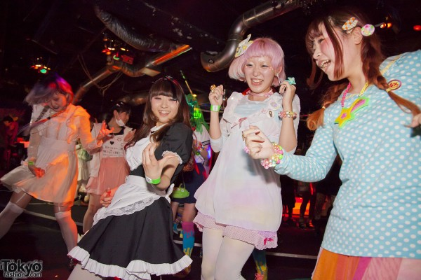 Harajuku Fashion Party Heavy Pop (55)