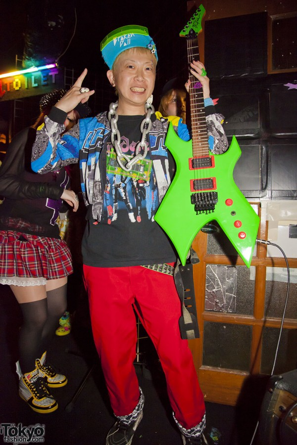 Harajuku Fashion Party Heavy Pop (60)