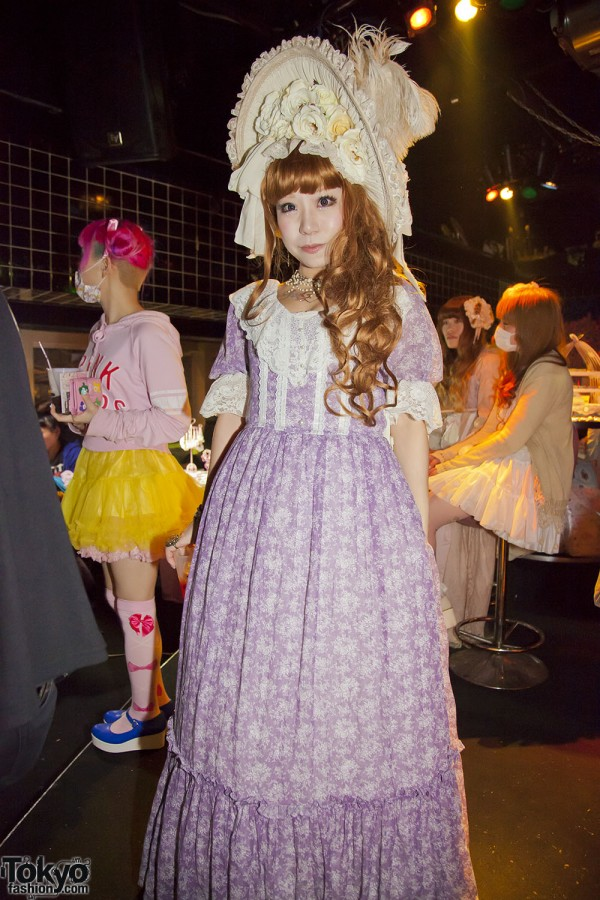 Harajuku Fashion Party Heavy Pop (61)