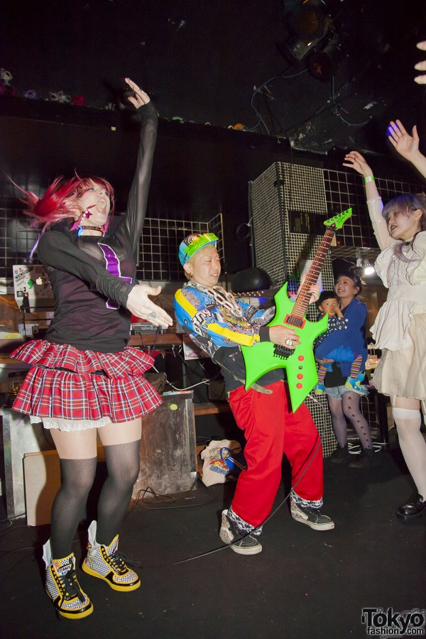Harajuku Fashion Party Heavy Pop (65)