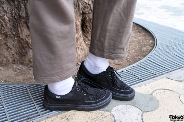 Vans Sneakers in Harajuku
