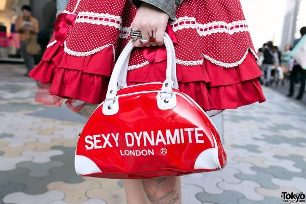 Sexy Dynamite London Handbag