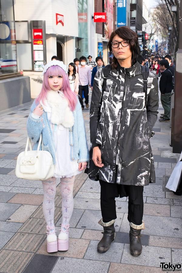 Kawaii vs Cool Fashion in Harajuku