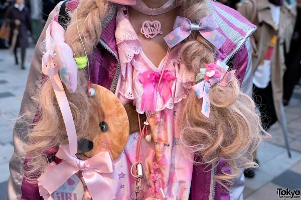 Fairy Kei & Decora Accessories in Harajuku
