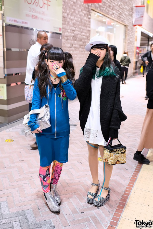 Shibuya Street Snap Girls