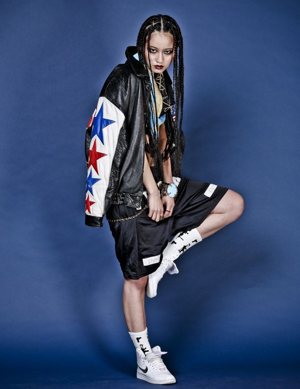Style Icon Tokyo Harajuku Neo Street Fashion Brand Debut Exhibition