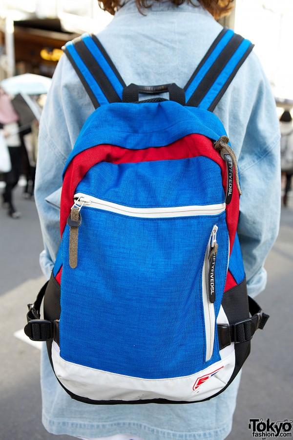 55DSL backpack
