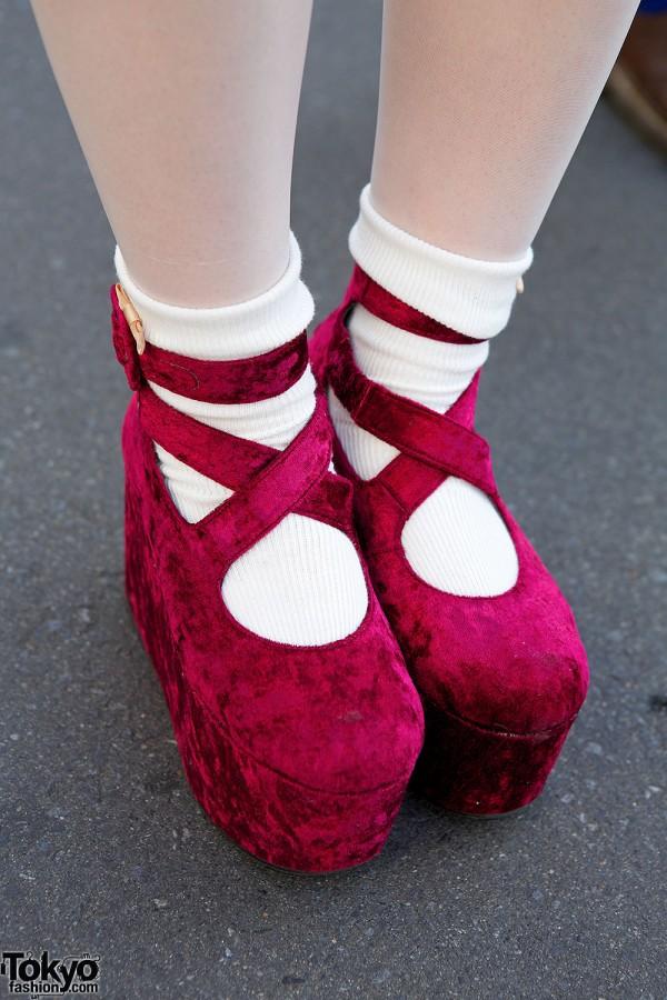 Dazzlin shoes
