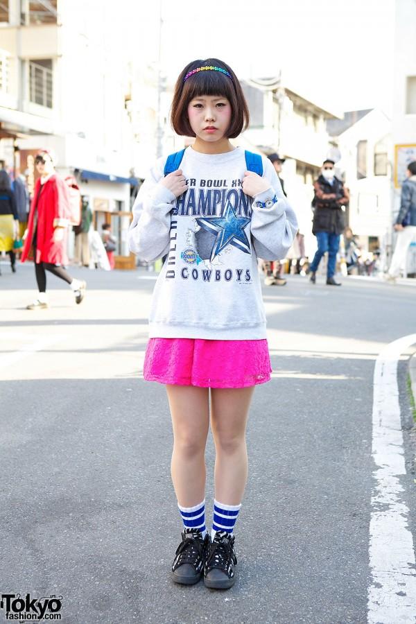 Kinji sweatshirt