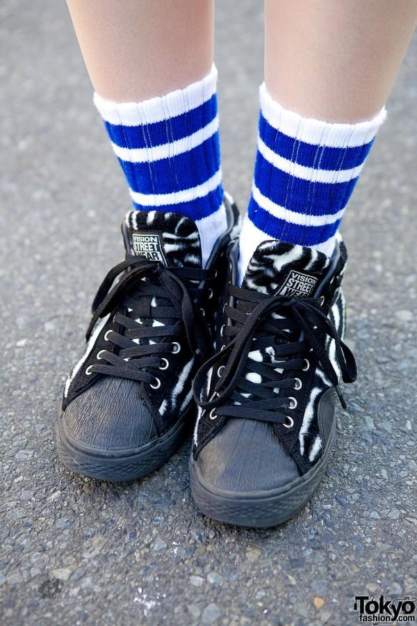 Vision Street Wear sneakers