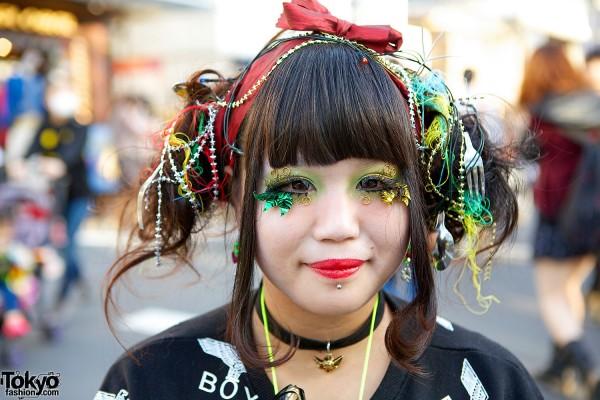 Fork hair accessories