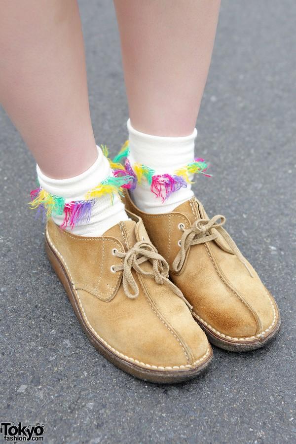 Tutuanna socks