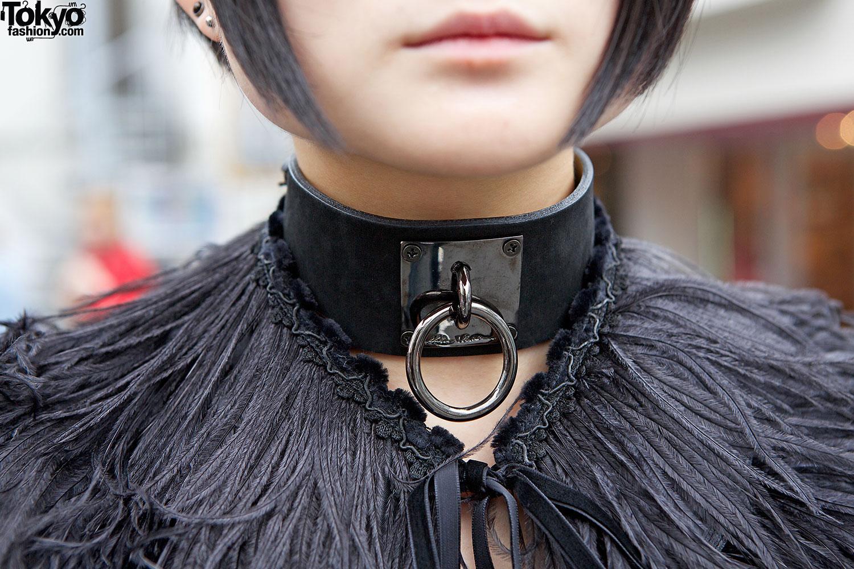 Collar Choker Tokyo Fashion News