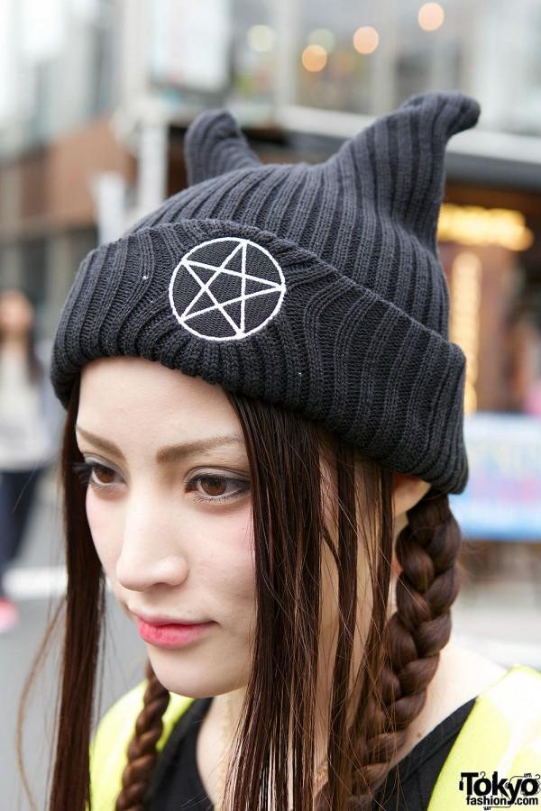 Pentagram Hat