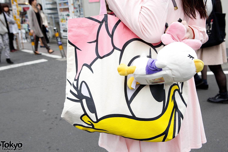 Daisy Duck Bag In Harajuku