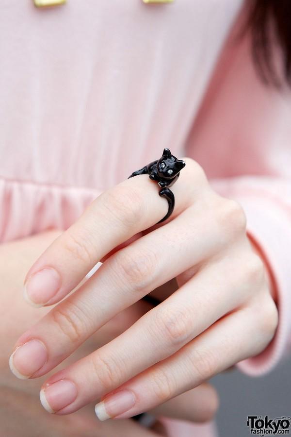 Casita Cat Ring