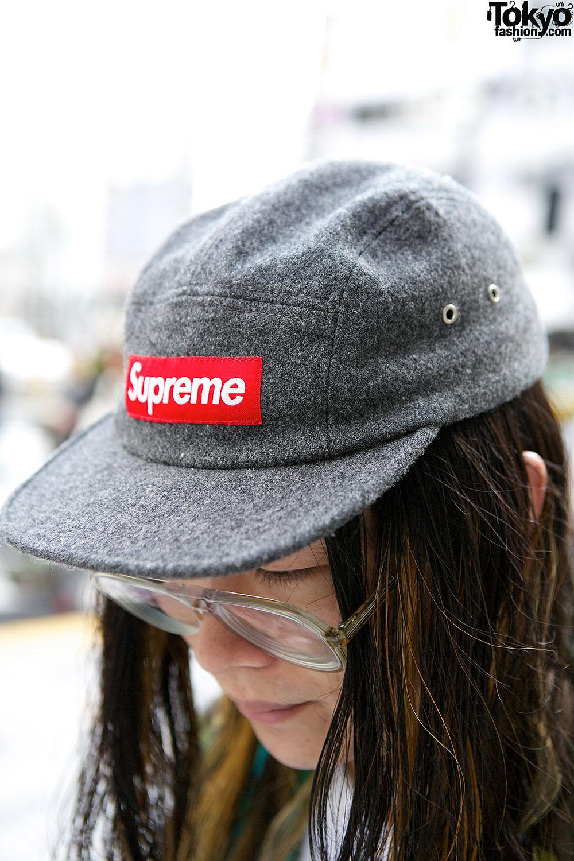 Supreme Cap Tokyo Fashion News
