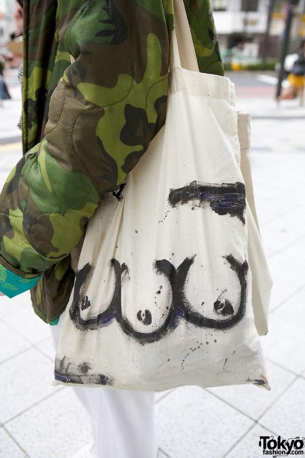Tokyo Sex bag