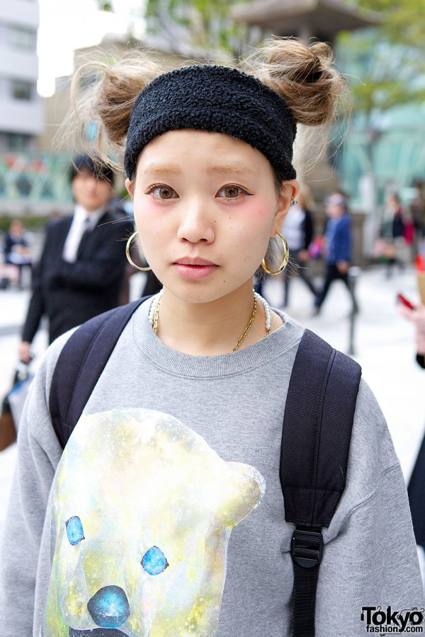 Hizakozo sweatshirt