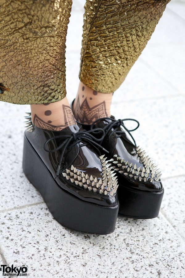 Jeffrey Campbell Spike Creepers
