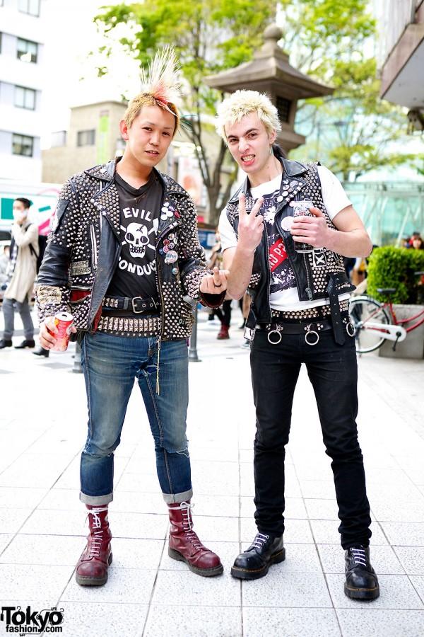 Harajuku Punk Rockers