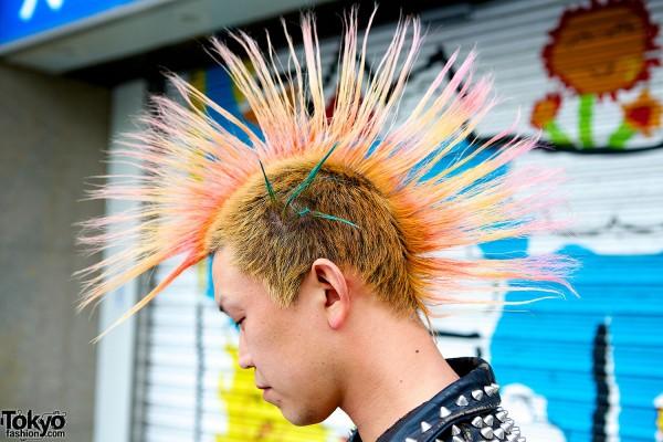 Harajuku Punk Mohawk