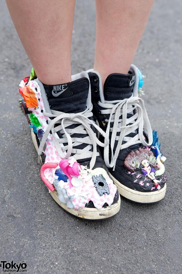 Custom Itazura Sneakers