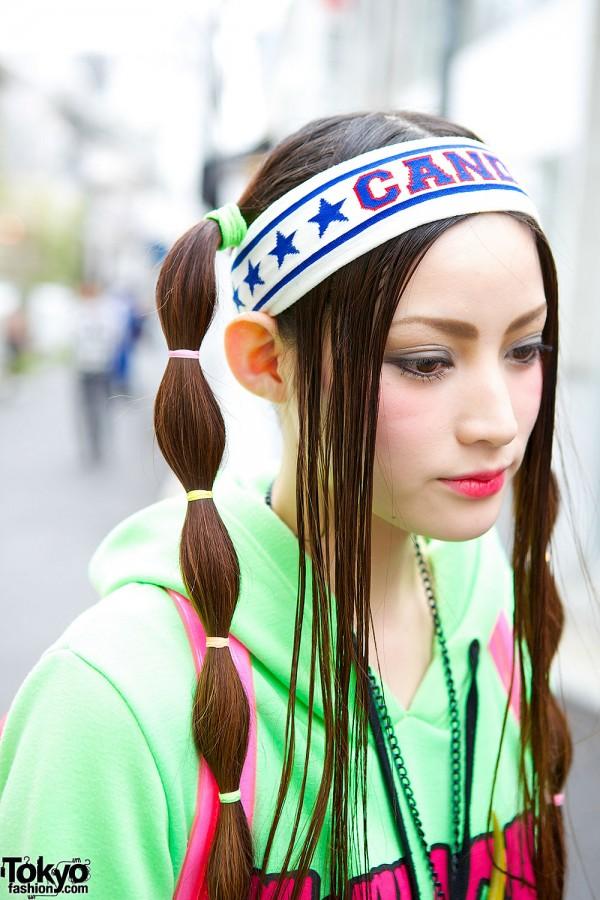 Candy Stripper Headband