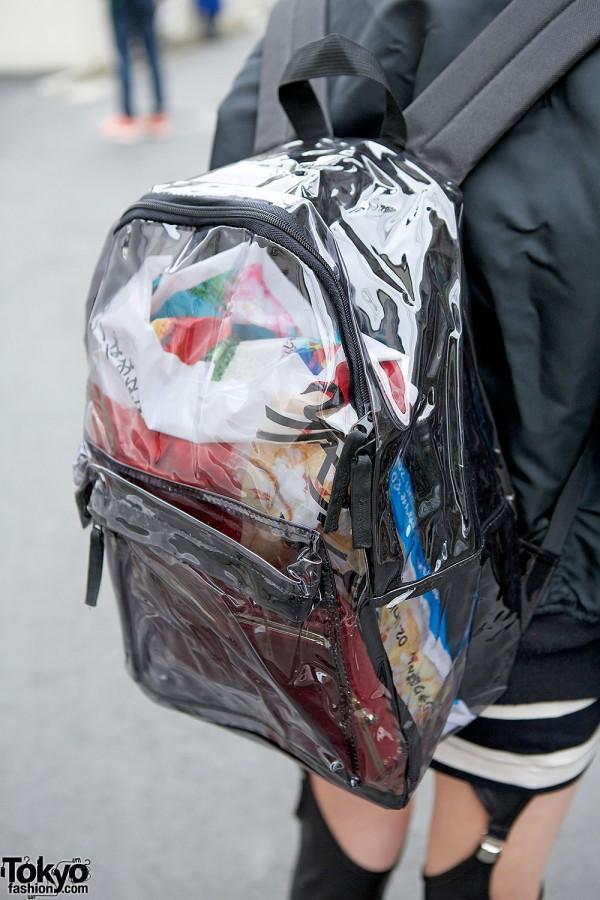 Spinns Sheer Backpack