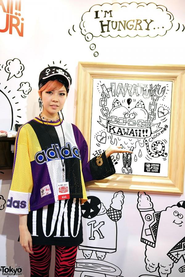 Japanese Artist Choco Moo (3)