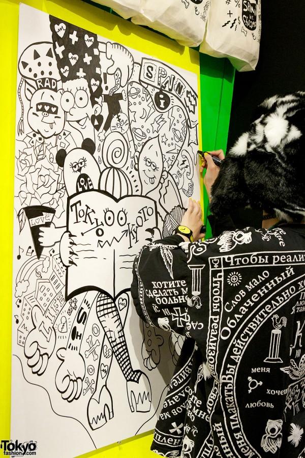Japanese Artist Choco Moo (7)
