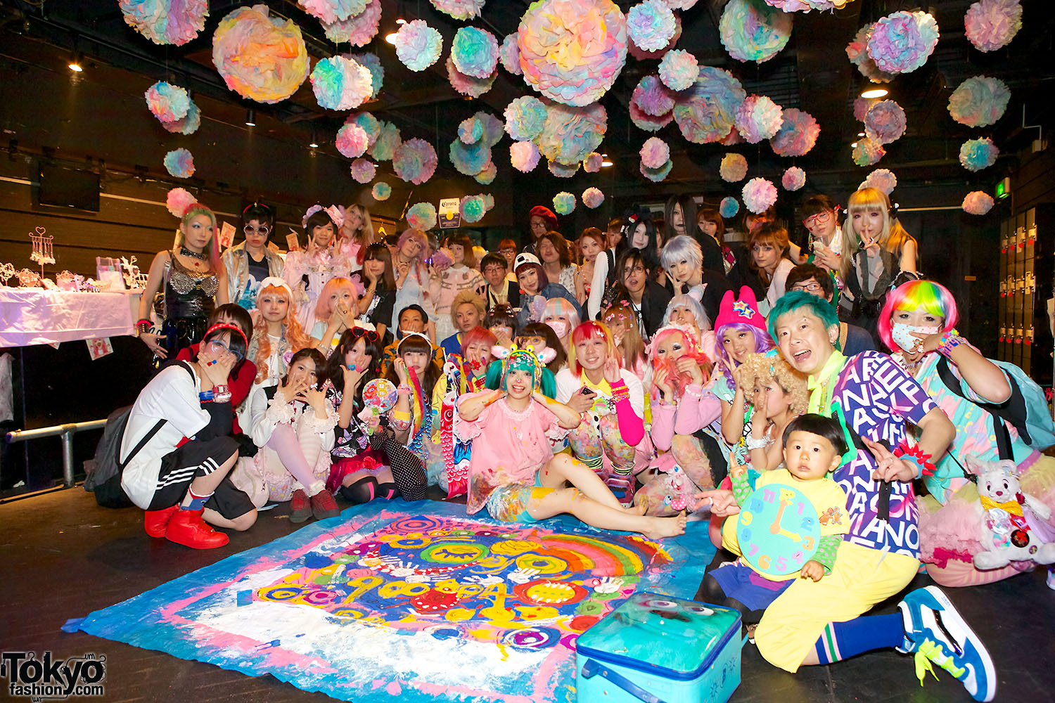 Kawaii Harajuku Fashion Party Pop N Cute S13 (1)