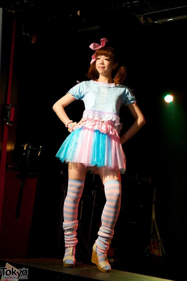Kawaii Harajuku Fashion Party Pop N Cute S13 (6)