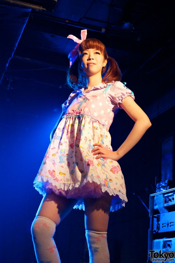 Kawaii Harajuku Fashion Party Pop N Cute S13 (12)