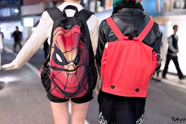 Harajuku Girls Backpacks