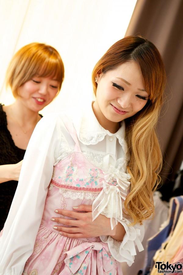 Maison de Julietta Harajuku Lolita Experience (3)
