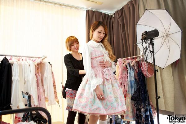 Maison de Julietta Harajuku Lolita Experience (4)