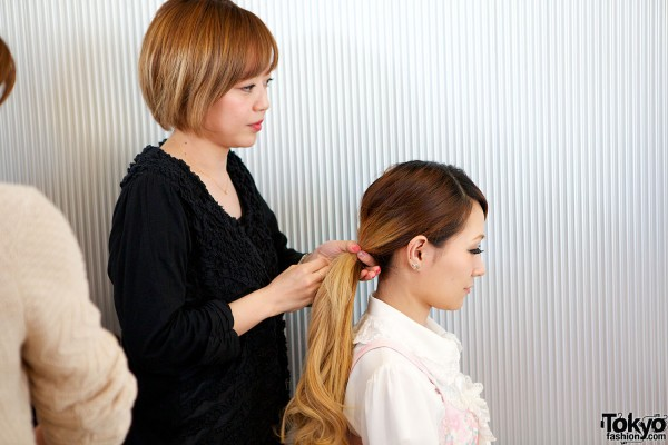 Maison de Julietta Harajuku Lolita Experience (5)