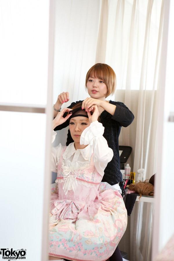 Maison de Julietta Harajuku Lolita Experience (6)