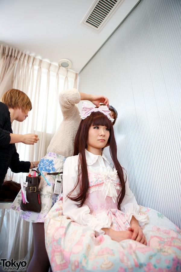 Maison de Julietta Harajuku Lolita Experience Salon