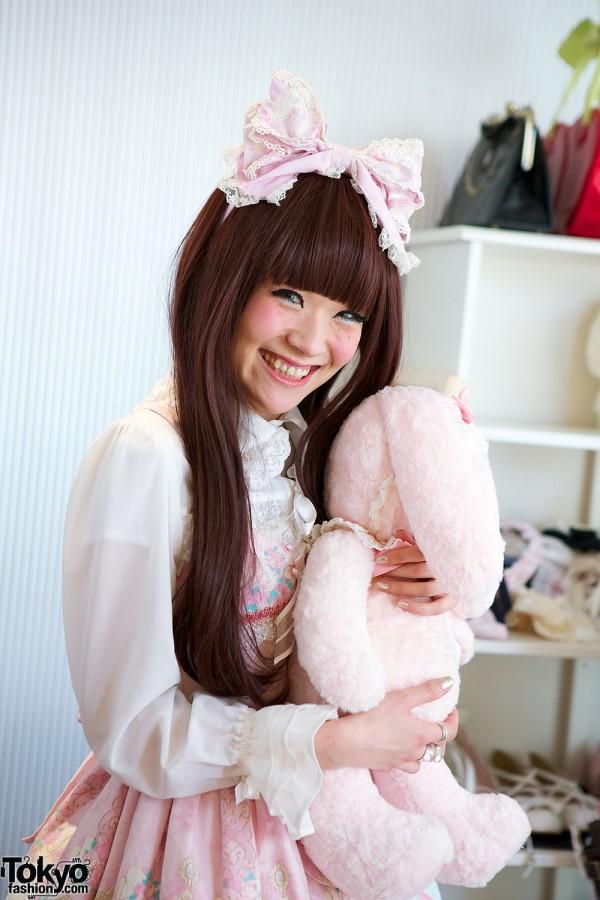 Maison de Julietta Harajuku Lolita Experience (14)