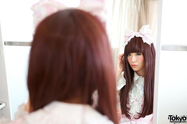 Maison de Julietta Harajuku Lolita Experience (15)