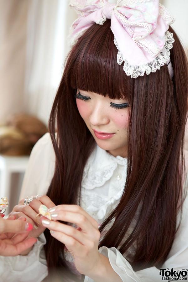 Maison de Julietta Harajuku Lolita Experience (16)