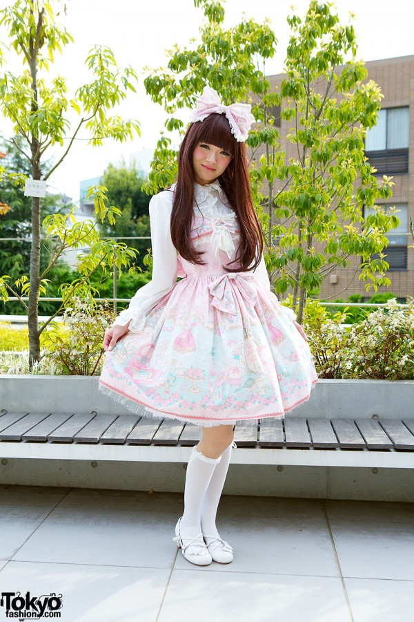 Maison de Julietta Harajuku Lolita Experience (18)