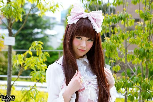 Maison de Julietta Harajuku Lolita Experience (19)
