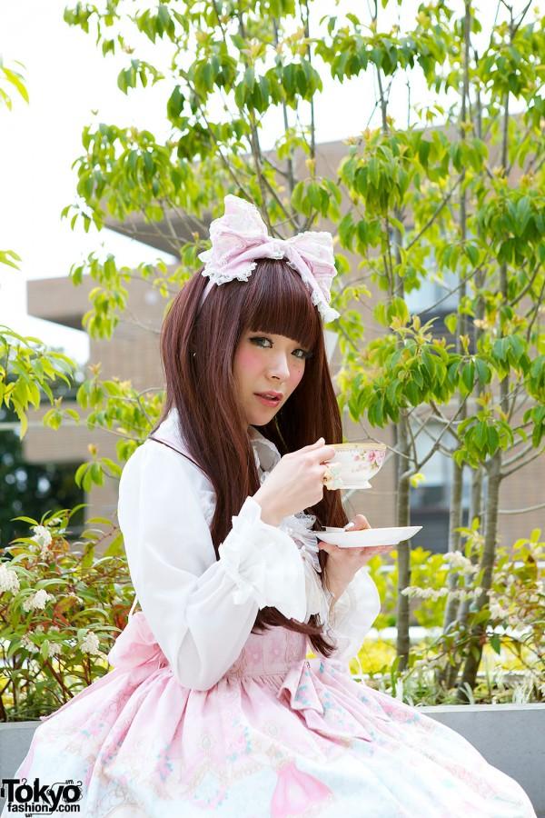 Maison de Julietta Harajuku Lolita Experience (20)