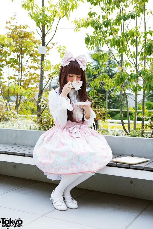 Maison de Julietta Harajuku Lolita Experience (21)