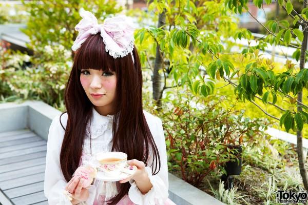Maison de Julietta Harajuku Lolita Experience (22)